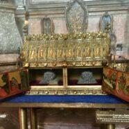 День памяти святых бессребреников и чудотворцев Космы и Дамиана в Мюнхене
