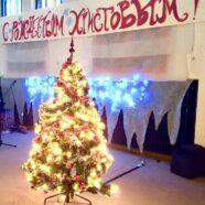 Праздничная Рождественская ёлка  в Мюнхене
